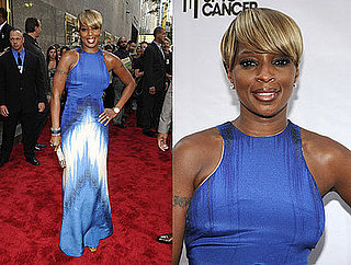 2008 Fashion Week Rocks: Mary J. Blige