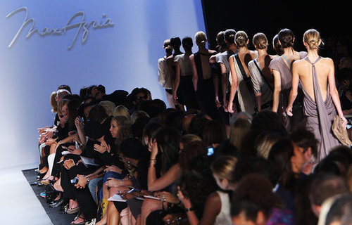 New York Fashion Week, Spring 2009: Max Azria