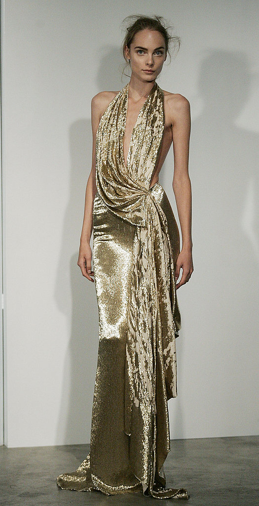 New York Fashion Week, Spring 2009: Marchesa
