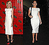 Who Wore It Better? Roland Mouret White Square-Neck Dress