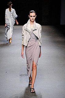 New York Fashion Week, Spring 2009: Throw On Jackets