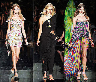 Milan Fashion Week, Spring '09: Roberto Cavalli