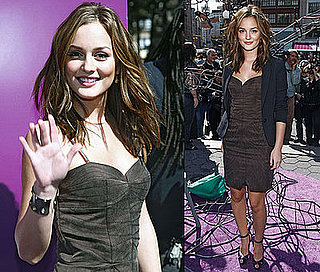 Leighton Meester Attends 15th Annual Shop Til It Stops