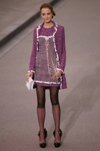 Paris Fashion Week, Spring 2009: Chanel