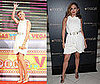 Who Wore It Better? White Pleated Fendi Dress