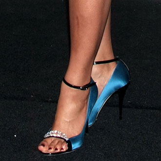 Guess the Star by Her Fab Shoe!