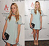 Chloe Sevigny in Mint Green Balenciaga at the 12th Annual ACE Awards