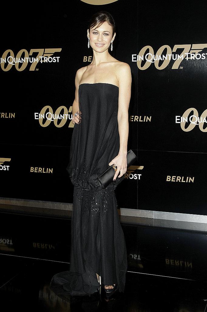Olga Kurylenko, Badass Bond Girl