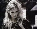 Girls on Film: Lara Stone, i-D, November '08