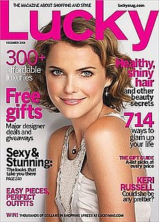 Win Keri Russell's Lucky Cover Look!