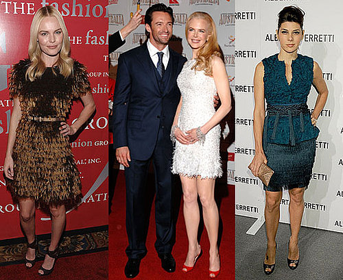 Nicole Kidman in L'Wren Scott at Australia Premiere