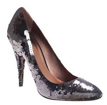 Miu Miu Paillette Pumps