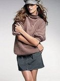 Victoria's Secret Angora Turtleneck Sweater