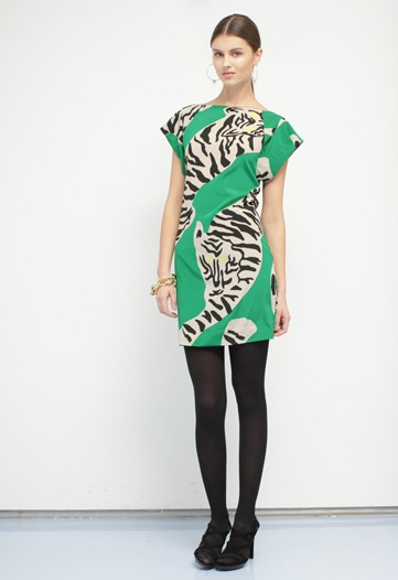 Diane von Furstenberg&#039;s Roaring Pre-Fall Collection