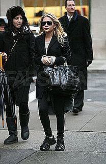Ashley Olsen Sports Nikes: Love It or Hate It?