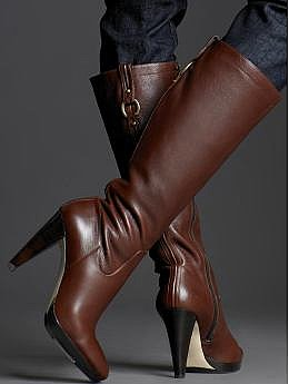 'Christi' high-heel boot