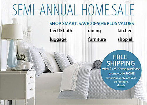 Sale Alert: Macy's Semi-Annual Home Sale