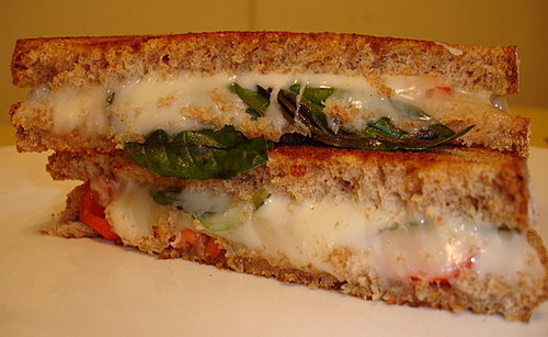 'Wich of the Week: Honey-Basil Grilled Cheese