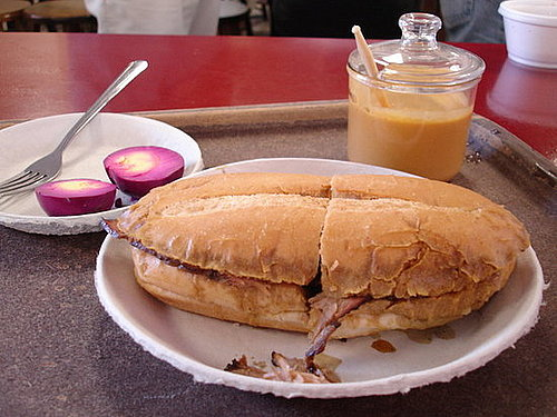 'Wich of the Week: Philippe's French Dip