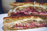 Recipe For a Pastrami Reuben