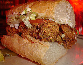 'Wich of the Week: Fried Oyster Po'boy