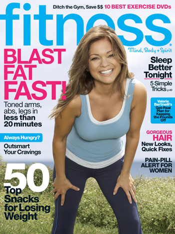 Valerie Bertinelli Talks About Keeping It Off