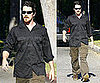 Photos of Christian Bale Out In LA, Link to Trailer For Terminator: Salvation