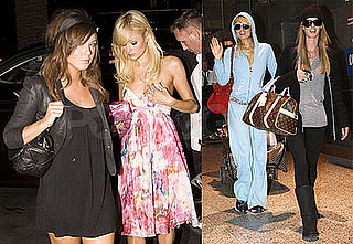 Photos of Paris Hilton Before She Rings in 2009 in Australia