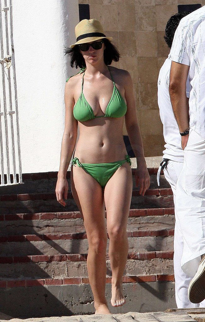 Katy Perry on Vacay in Mexico