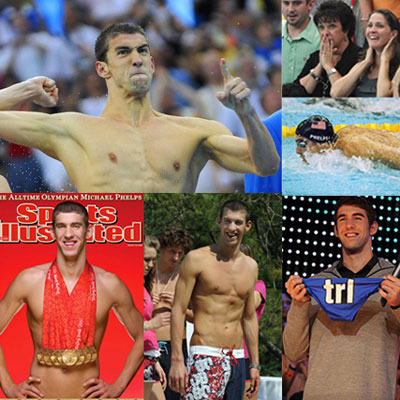 Michael Phelps Makes Olympic History!