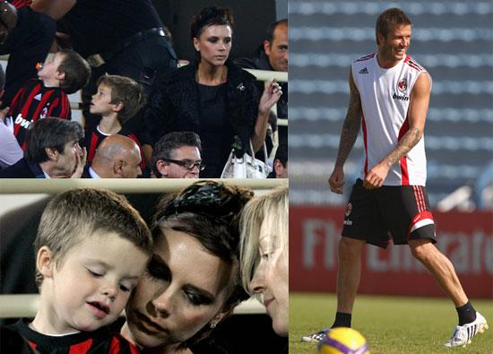 Beckhams in Dubai