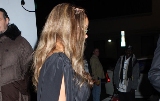 Tyra Banks Heads to Beso
