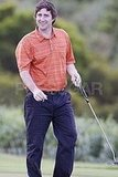 Luke Wilson Plays a Round in Maui