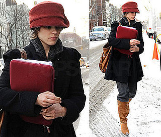 Photos of Rachel McAdams in New York City