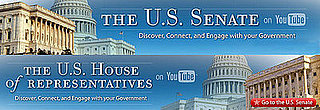 US Congress Makes Appearance on YouTube