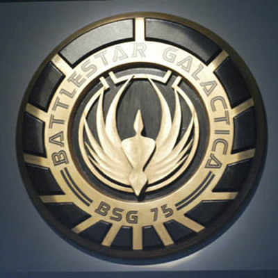 Battlestar Galactica Auction