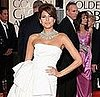 Golden Globe Awards Trend Alert: Dramatic Folds and Pleats