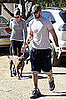 Jessica Biel and Justin Timberlake Walk Tina