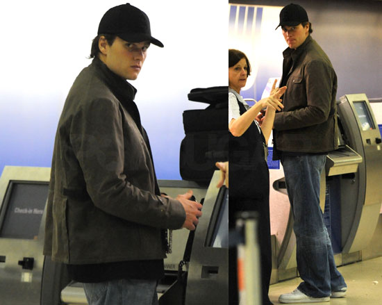 Tom Brady at LAX