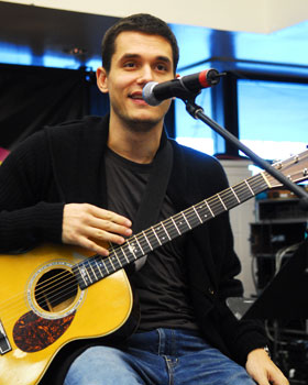 Would You Watch John Mayer's Variety Show?