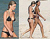 Bikini Photos of Marisa Miller and Selita Ebanks in St. Barts