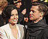 Photo of Brad Pitt and Angelina Jolie at Benjamin Button Premiere in Berlin