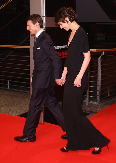 Katie and Tom Premiere in Berlin