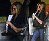 Photos of Jennifer Aniston, Whose Dog Norman Ran Away, Heading to Work on MLK Jr Day