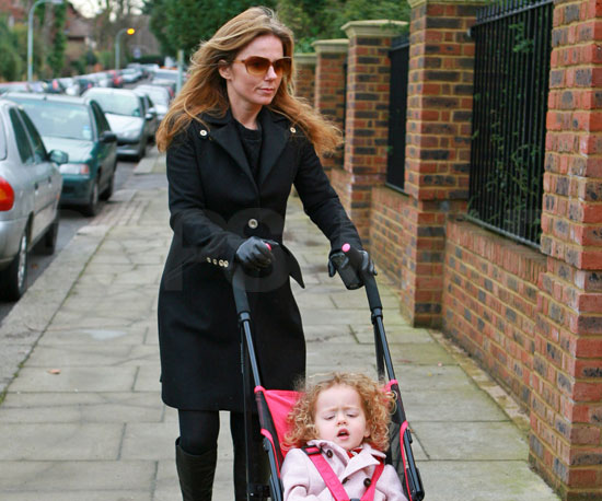 Geri and Bluebell Take a Stroll
