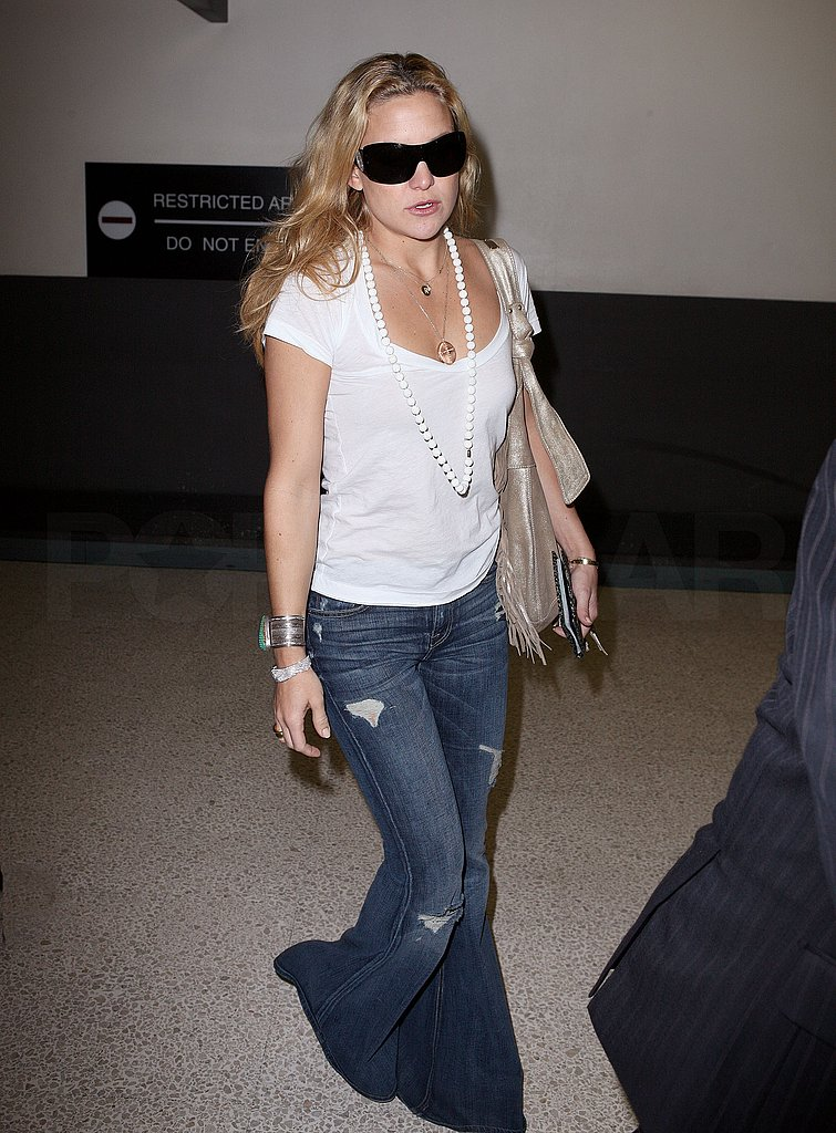 Kate Hudson at LAX