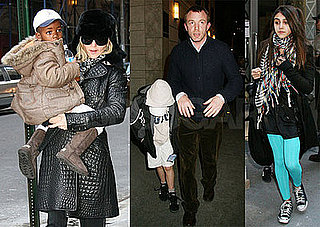Photos of Madonna, Guy Ritchie, Rocco Ritchie, Lourdes Leon, David Ritchie, Madonna Wins Custody Case