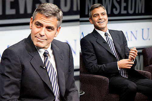Good Evening Big Clooney and Little Clooney!