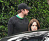 Photo of John Krasinski and Emily Blunt Out in LA 2009-01-26 15:00:00