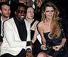Photo of Kanye West and Mischa Barton at the Elie Saab Show in Paris